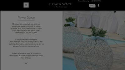 flower space